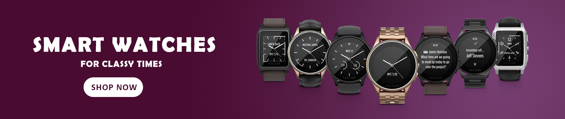 Watches, Smart Watches & Accessories