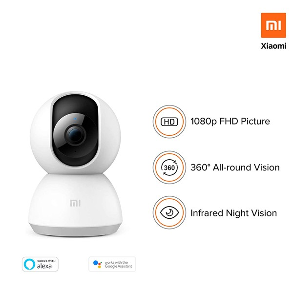 Mi Home Security Camera 360° 1080P-1256