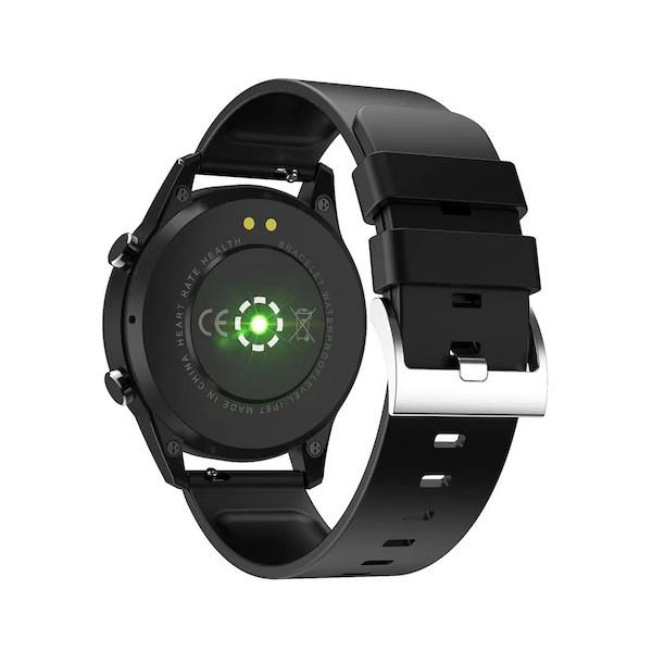 GO 35 Round Dial Sports Smart Watch-4271