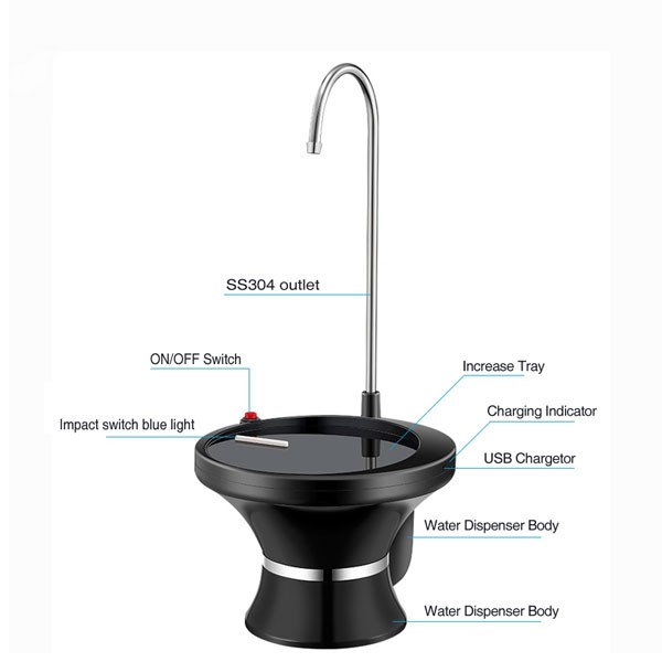 Automatic Water Dispenser-4531