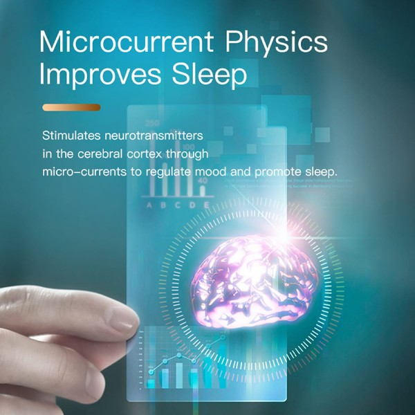 GO LIFE Magic sleeping device works on microcurrent physics 2021 world wide best selling for women-5001