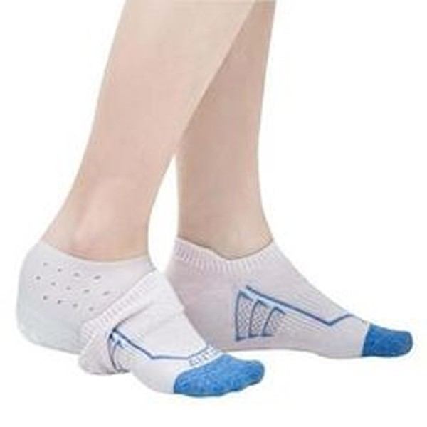 Hot selling Silicon insole invisible height gainer adjustable-4795
