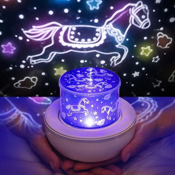 Dream Multi Design Projection Lamp-821