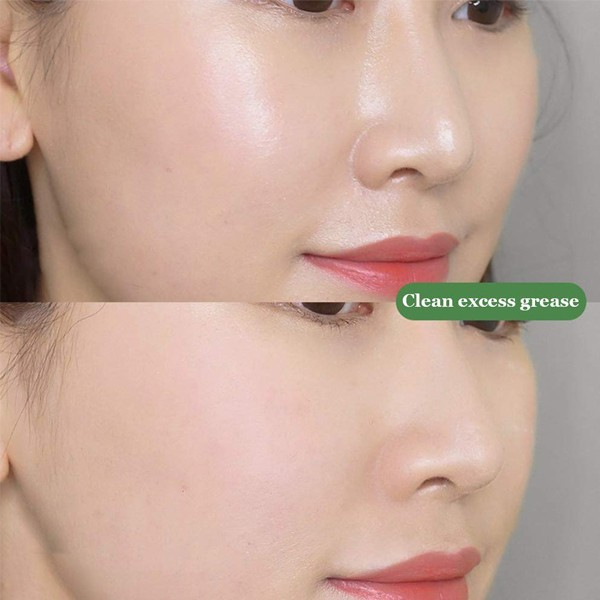 2021 Hot Selling Green Mask Blackheads Remover Stick 2Pcs-6149