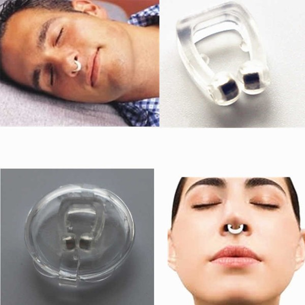 2021 Hot selling magnetic snore stopper 3Pcs-5013