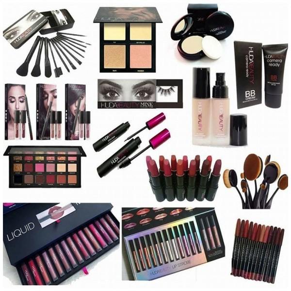 Huda Beauty MK019 Stylish 19 IN 1 Makeup Set
