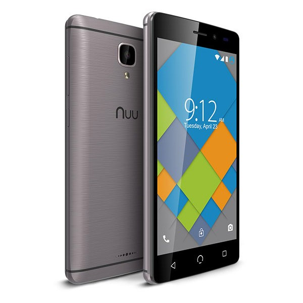 NUU A4L 1GB Ram 8GB Storage Dual SIM Android