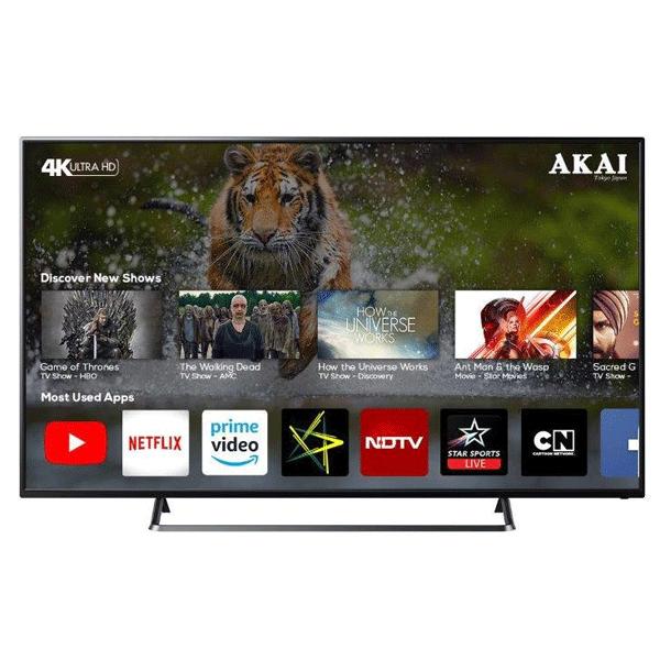 AKAI 65 inch LED Smart TV