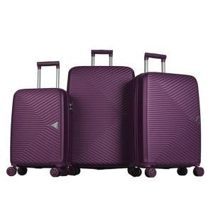 Platinum 1GR0106343-402 Travel Bag Prism Off 3 Set, Purple-HV