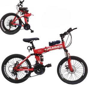 Wire Hummer 20 Inch Bicycle Red GM26-6-r-HV