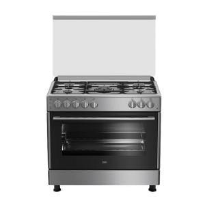 Beko Freestanding Cooker GG15125GX -HV