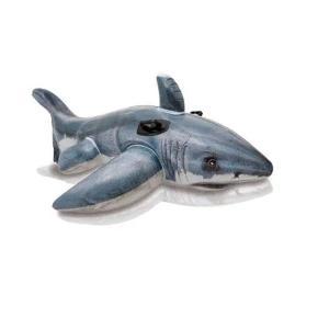 Animal Shape Water Inflatable Bed Shark-HV