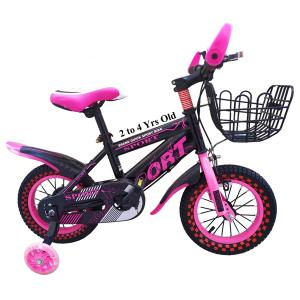 12 Inch Quick Sport Bicycle Pink GM17-p-HV