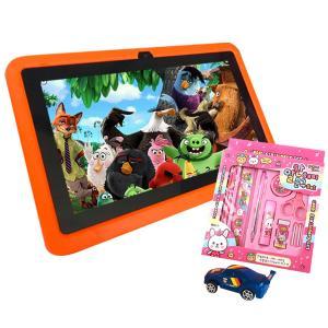 9 IN 1 Combo T-Pad T265 Kids 7 Inch Tablet Orange-HV