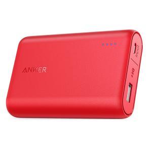 Anker A1223H91 PowerCore 10000mAh Power Bank Red-HV