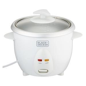 Black+Decker 6l Automatic Rice Cooker RC650-B5-HV