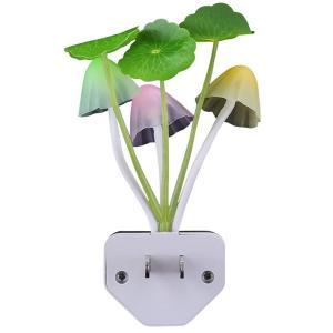 Mushroom Head Flower Led Bed Lamp-HV