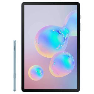Samsung SM-T865 Galaxy Tab S6 10.5 Inch 6GB RAM 128GB Storage 4G LTE, Cloud Blue-HV