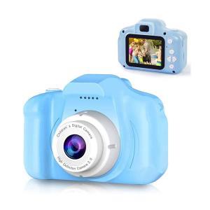 Digital Camera for Kids, Blue-HV