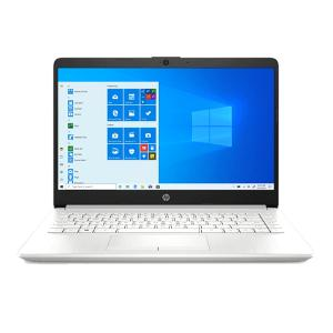 HP 14s-FQ0012NE 20J82EA AMD Ryzen 5 3500U 8GB RAM 512GB SSD AMD Radeon Graphics 14 Inch Windows 10, White-HV