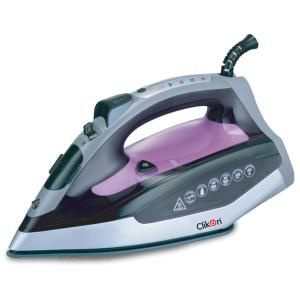 Clikon CK4117 Smart Shut-Off Steam Iron Box 2200W-HV