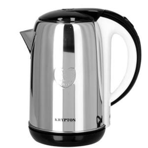 Krypton KNK6127 2.2 L Stainless Steel Electric Kettle-HV