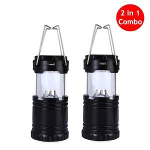 2 IN 1 Bundle Camping Lights-HV