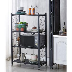 Easy Installable 4 layer Innovative Storage Rack-HV