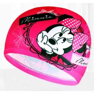 Children Cartoon Swimming Cap Bowknot Minnie-HV