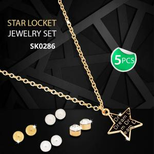 Lee Fashion Jewelry Set SK0286-HV