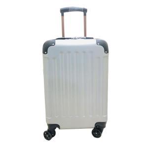 MDL-1902 Travelling Trolley Bag 20-Inch, Silver-HV