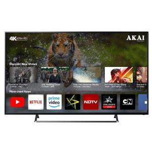 AKAI 65 inch LED Smart TV-HV