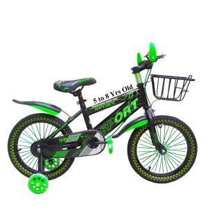 16 Inch Quick Sport Bicycle Green GM7-g-HV