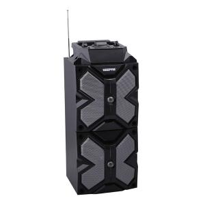 Geepas GMS11112 Portable Rechargeable Bluetooth Speaker-HV