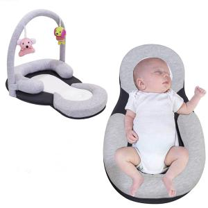Baby Sleep Positioner With Toys Age Range 0-10 Month GM389-2-HV