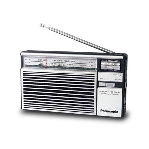 Panasonic R-218D Portable Radio -HV