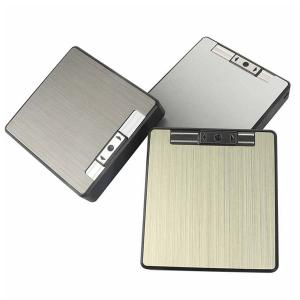 Rechargeable lighter With Metal Case-HV
