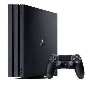 Sony PS4 Pro Console 1TB Jet Black-HV