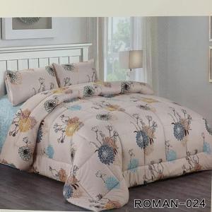 Roman King Size Comforter Set 4 pcs- 024-HV