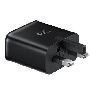 Samsung EP-TA20UBECGAE Travel Adapter AFC 15W USB Type-C, Black-HV
