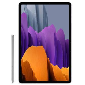 Samsung Galaxy Tab S7 Plus 12.40 Inch 6GB RAM 128GB Storage WIFi, Mystic Silver-HV
