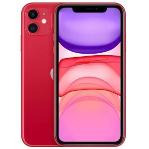 Apple iPhone 11 4GB RAM 64GB Storage, Red-HV