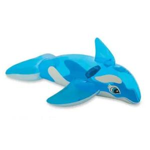 Animal Shape Water Inflatable Bed Blue Whale-HV