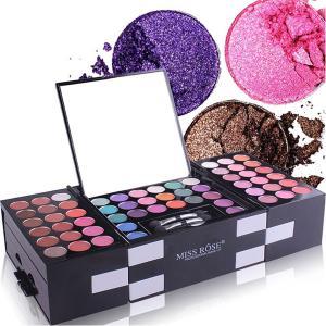 Miss Rose 142 Color Makeup Set-HV