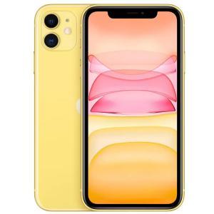 Apple iPhone 11 4GB RAM 64GB Storage, Yellow-HV