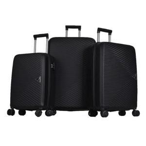 Platinum 1GR0106343-001 Travel Bag Prism Off 3 Set, Black-HV