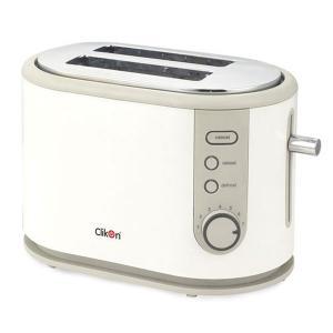 Clikon CK2408-N Bread Toaster Two Slice -HV