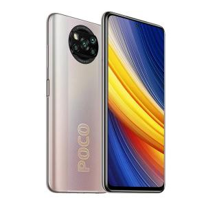 POCO X3 Pro 6GB RAM & 128GB Internal Storage Metal Bronze -HV