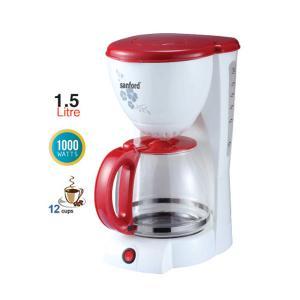 Sanford Coffee Maker 1.5L- SF1393CM-HV