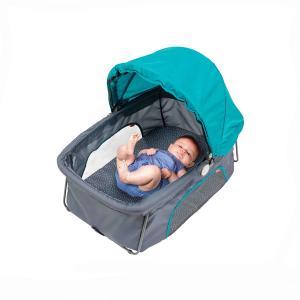Diono Baby Nest Travel Bed Blue GM280-3-b-HV